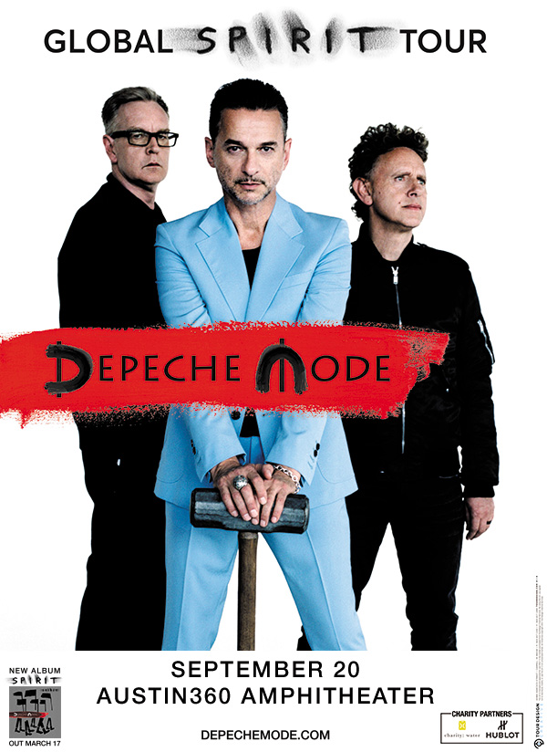 Image result for depeche mode austin 2017